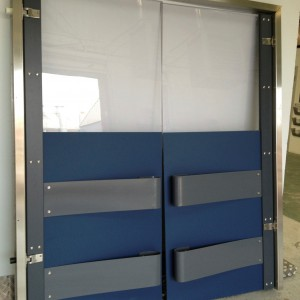 Polycarbonate Doors
